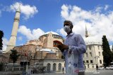 Ulama Malaysia nyatakan dukungan  Hagia Sophia jadi masjid