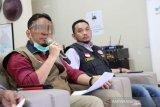 GTPP Bantaeng tutup sementara Puskesmas Kota untuk pelacakan