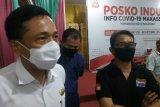 7.950 personel jaga perbatasan kawal Perwali COVID-19 di Makassar
