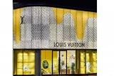 Louis Vuitton pilih jalanan di Shanghai tempat luncurkan koleksi terbaru