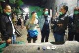 Dua bandar ditangkap saat bertransaksi satu ons sabu di Sampit