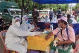 Pedagang Pasar Fanindo Batam positif COVID-19
