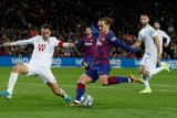 Barcelona konfirmasi cedera otot Antoine Griezmann