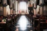 Katedral selenggarakan misa pertama setelah PSBB