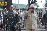 Kasad ingin lulusan Akmil jadi pemimpin medan tempur, kata Menhan Prabowo