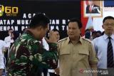 Prabowo bekali kepemimpinan pada pendidik SMA Taruna Nusantara