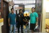 Polisi tangkap pemuda diduga mencuri besi milik PT AMP Plantation