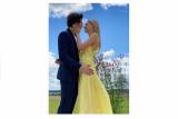 Gaun tunangan Nicola Peltz dirancang calon mertua Victoria Beckham