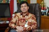 Rektor Universitas Sumatera Utara positif terpapar virus corona