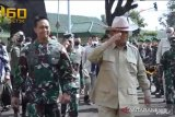 Prabowo: Kemhan memesan 500 kendaraan taktis Pindad