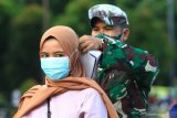 Warga tak pakai masker kena denda hingga Rp150 ribu