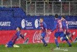 Tekuk Espanyol 2-0, Eibar tegaskan jarak aman hindari degradasi