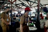 Usai terima laporan, Bupati Seruyan langsung tinjau pasar