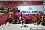 Kejati Sulbar tangkap DPO dugaan korupsi proyek jalan di Kabupaten Majene