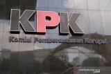 KPK amankan dokumen saat geledah Kantor Bupati Lampung Selatan