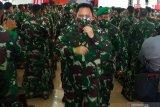 TNI AD kirim lagi 411 prajurit ke Papua Barat