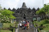 Penambahan kuota kunjungan di Taman Wisata Candi Borobudur dan Prambanan bertahap