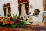 Presiden Jokowi optimis defisit anggaran karena COVID-19 dapat menyusut pada 2023