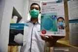 Stok masker N95 di Riau untuk COVID-19 dan karhutla menipis