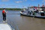Satpolair Polres Mimika cegah gangguan kamtibmas wilayah perairan Arafura