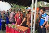 PLN alirkan listrik empat desa di Timor Tengah Selatan