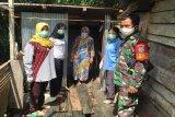 Satgas TMMD beri penyuluhan sanitasi sehat kepada warga