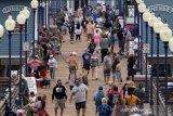 California kembali terapkan pembatasan terkait COVID-19