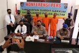 Polisi Perairan tangkap tiga pencuri tali tambat kapal di Kaltim