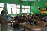 Kudus zona merah, sekolah lakukan masa pengenalan secara tatap muka