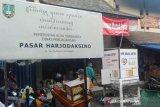 Surakarta tutup 7 hari Pasar Harjodaksino