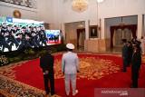 Presiden : Kompetisi global tak bisa dimenangkan jika tak ada sinergi