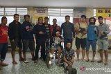 Polisi Padang Pariaman tangkap pelaku begal saat bersembunyi di rumah mertua