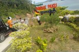 Pesisir Selatan Government fixed Puncak Paku park, KWBT Mandeh