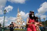 Disneyland Hong Kong ditutup lagi