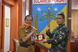 Pangdam apresiasi Gubernur Sulteng dalam mengatasi COVID-19