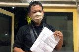 Hilang di press room Gedung DPR, Fotografer Media Indonesia laporkan pencurian kamera ke polisi