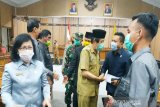 Bupati tidak hadir, penandatanganan Raperda Pertanggungjawaban APBD Kotim ditunda
