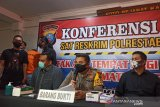 Polisi tetapkan dua tersangka kasus prostitusi artis FTV Hana Hanifa