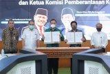 Kemdes PDTT gandeng KPK untuk berantas korupsi di desa