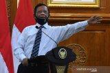 Dikritik KPK, Mahfud MD tetap bentuk tim pemburu koruptor