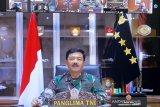Panglima ingatkan TNI tegakkan disiplin kesehatan cegah penyebaran COVID-19
