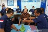 BNNP NTB musnahkan 85,93 gram sabu-sabu