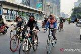 Revisi UU LLAJ, hukuman diperberat yang mencelakai pesepeda