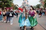 Disneyland Paris kembali dibuka