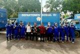Dinsos Kalteng kirim 25 unit tenda keluarga ke Lamandau