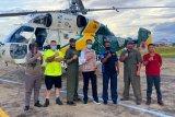 Kalteng terima dukungan helikopter 'water bombing' dari BNPB