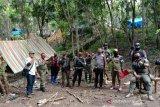 Penambang liar luar Sulawesi Utara ditemukan menambang di Minahasa Tenggara
