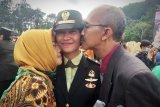 Rizky patahkan anggapan miring beratnya persaingan jadi perwira TNI