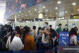 Pemerintah pulangkan ratusan WNI dari China