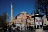 Pengamat sebut Hagia Sophia menjadi masjid tunjukkan eksistensi Erdogan